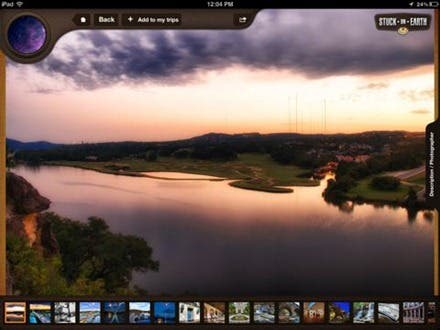 Stuck on Earth for iPad – Brilliant New Travel App for Photographers
