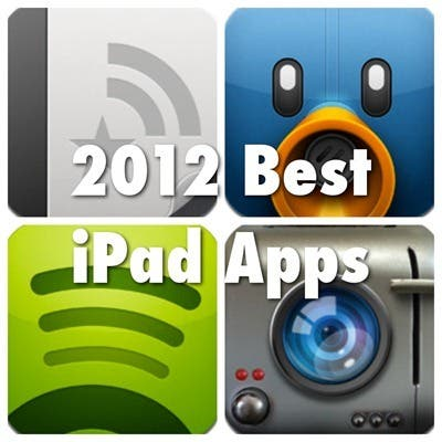 The Best iPad Apps of 2012 | iPad Insight