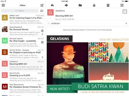 Best iPad App of the Week: Boxer for Gmail, Outlook, Exchange and