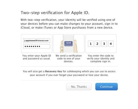 How to set-up two step verification for your Apple ID on your iPad