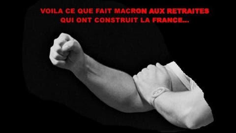 Lettre Ouverte D Un Retraite A Emmanuel Macron Il Ne Faut Pas