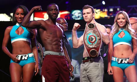 Boxing cuts the cord: Crawford vs  Horn on ESPN+ Saturday