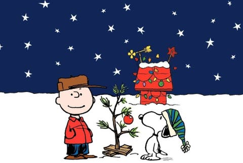 The Lonely Tree Story Of A Charlie Brown Christmas
