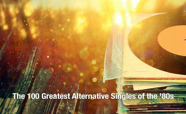 The 100 Greatest Alternative Singles of the '80s: Part 5: 20 - 1