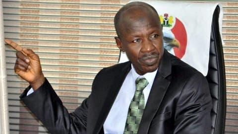 EFCC Acting Chairman, Ibrahim Magu