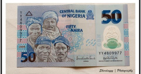 Nigerians Expect Official Rate To Follow As Naira Weakens Against Dollar
