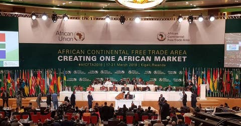 Image result for UPDATED: Nigeria officially joins African Continental Free Trade Area