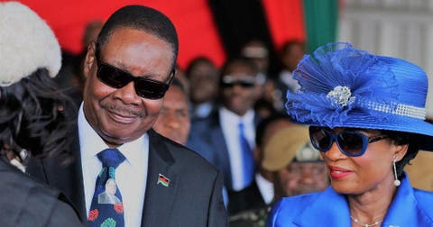 Malawi president sworn into office after securing re