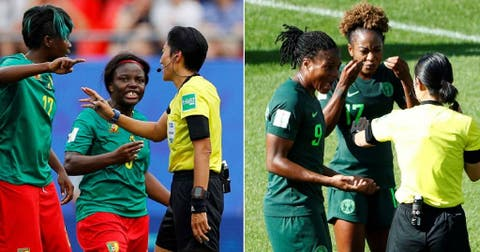8bdbebb675a07 2019 Women's World Cup: Cameroon battle ready for New Zealand ...