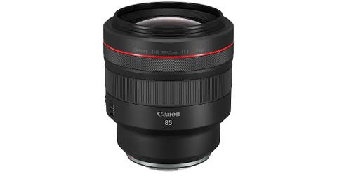 Canon launches an iconic lens for a new generation – the RF 85mm F1