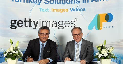 Getty Images and APO Group announce strategic partnership to provide