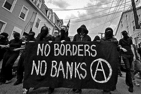 It's About Freedom, Not Chaos - Anarchy Is The Most Peaceful Way Of