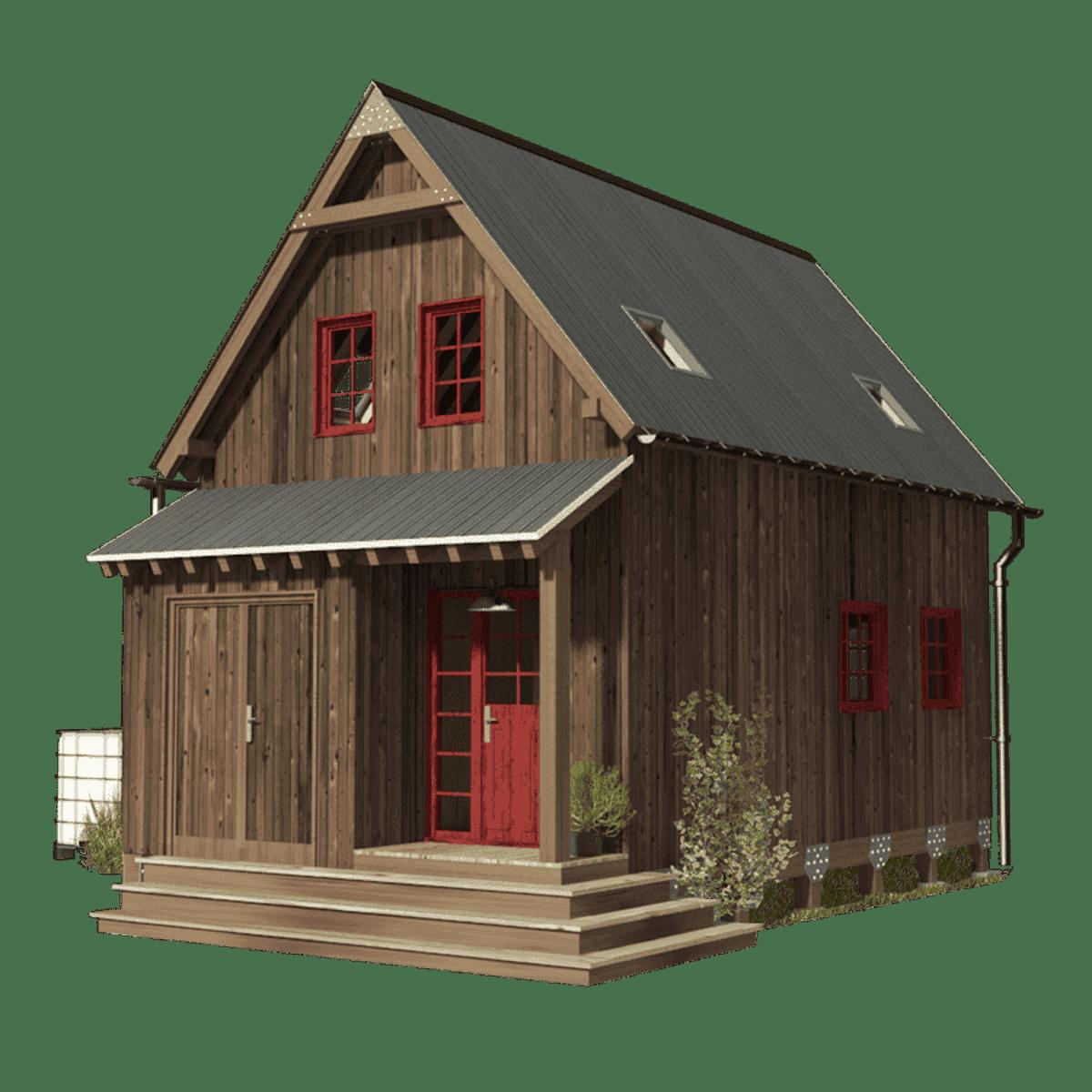 Amy a Small 3 Bedroom Tiny House - Tiny House Blog