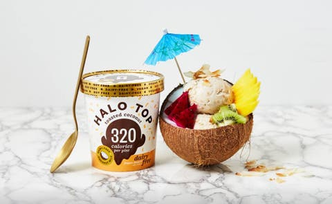Vegan Halo Top Launched In Canada By Popular Demand