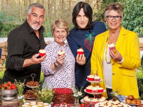 Great British Bake Off To Hold Vegan Challenge This Series 11eeac55d62