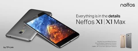 Neffos X1 Neffos X1 Max E Neffos X1 Lite In Italia