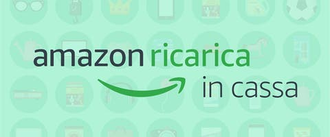 1da96a7ec4a31f Amazon Ricarica in cassa per pagare in contanti senza carta di credito su  Amazon.it