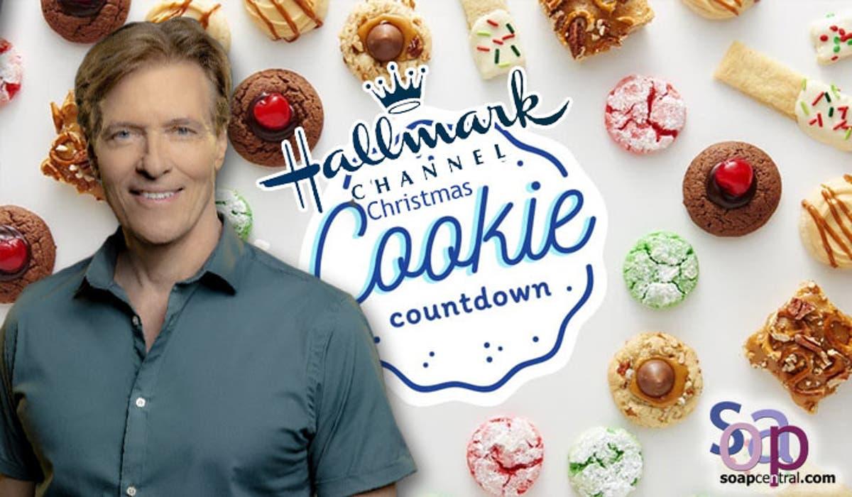 Christmas Cookies Hallmark.Jack Wagner To Co Host Hallmark S Christmas Cookie Countdown